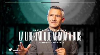 Embedded thumbnail for La libertad que agrada a Dios - Jorge Montoya