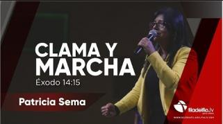 Embedded thumbnail for Clama y marcha - Patricia Sema