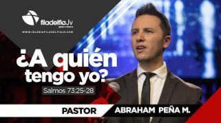 Embedded thumbnail for ¿A quién tengo yo? - Abraham Peña Mendigaña
