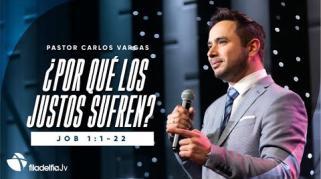 Embedded thumbnail for ¿Por qué los justos sufren? - Carlos Vargas