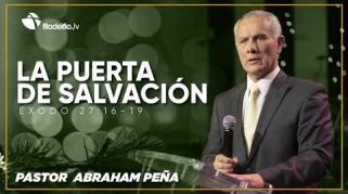 Embedded thumbnail for La puerta de salvación - Abraham Peña