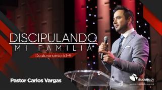 Embedded thumbnail for Discipulando mi familia - Carlos Vargas