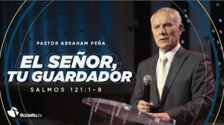 Embedded thumbnail for El Señor, tu guardador - Abraham Peña