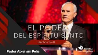 Embedded thumbnail for El poder del Espíritu Santo - Abraham Peña - La obra del Espíritu Santo