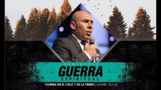 Embedded thumbnail for Guerra en el cielo y en la tierra - Camilo Buitrago - Seminario Guerra Espiritual