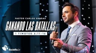 Embedded thumbnail for Ganando las batallas - Carlos Vargas