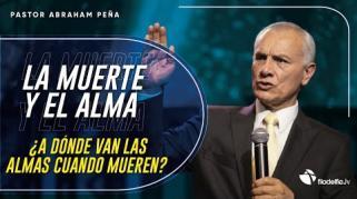 Embedded thumbnail for La muerte y el alma - Abraham Peña