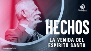 Embedded thumbnail for La venida del Espíritu Santo - Abraham Peña - Hechos de los apóstoles