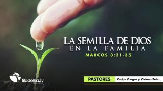 Embedded thumbnail for La semilla de Dios en la familia - Carlos Vargas y Viviana Peña