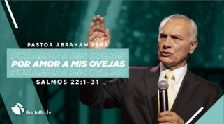 Embedded thumbnail for Por amor a mis ovejas - Abraham Peña